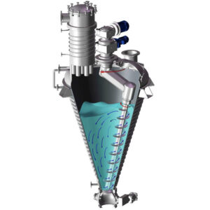 Polimin - Secador por Vacio – Nauta Vacuum Dryers